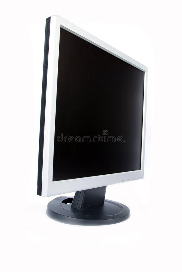 TFT monitor stock photography