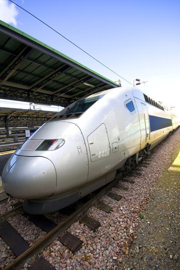 TGV obrazy stock
