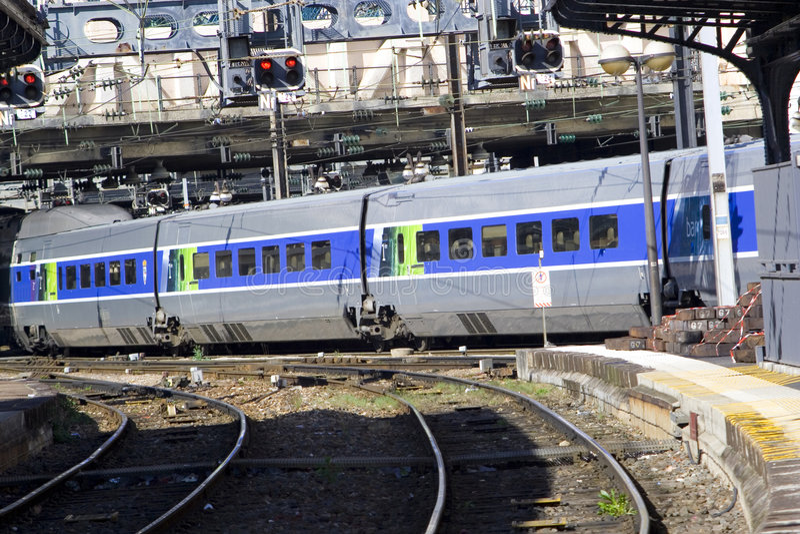 TGV 库存图片