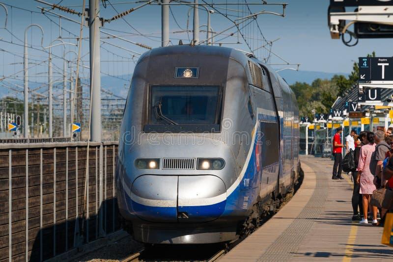 TGV στοκ εικόνες