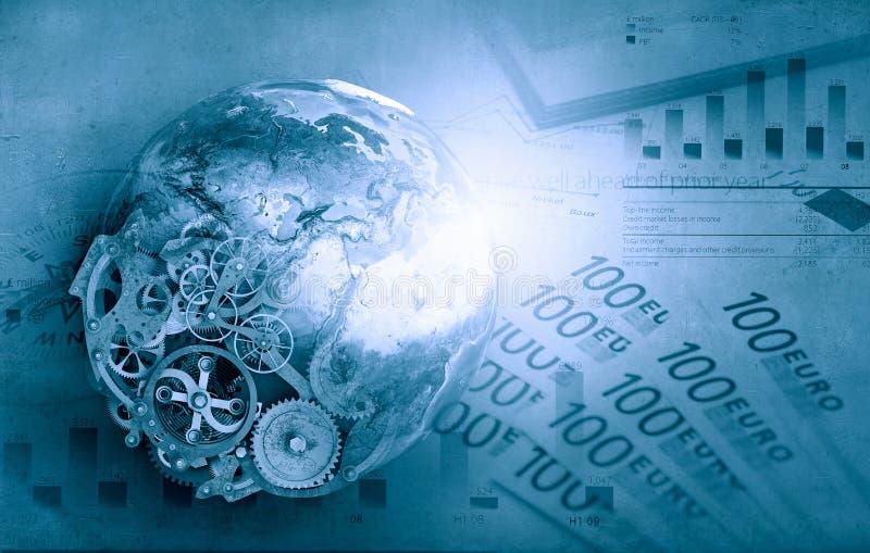 Download Thème d'affaires photo stock. Image du affaires, euro - 56479270