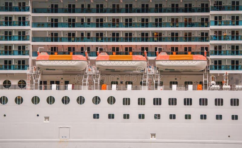 Thème de voyage de bateau de croisière image stock