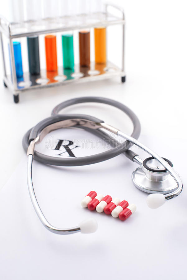 Thème médical images stock