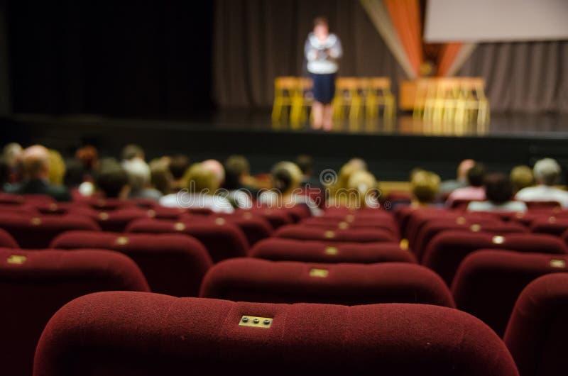 Théâtre image libre de droits