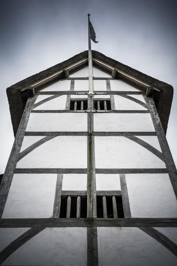 Théâtre de Tudor images stock