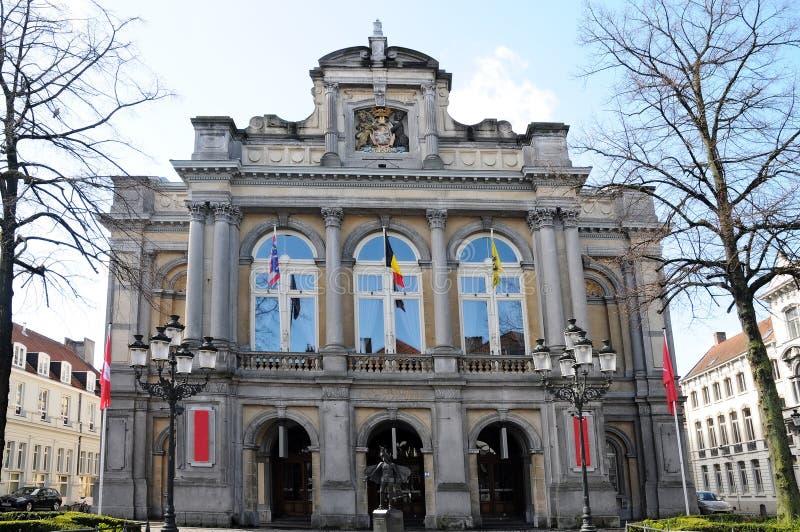 Théâtre de ville image stock