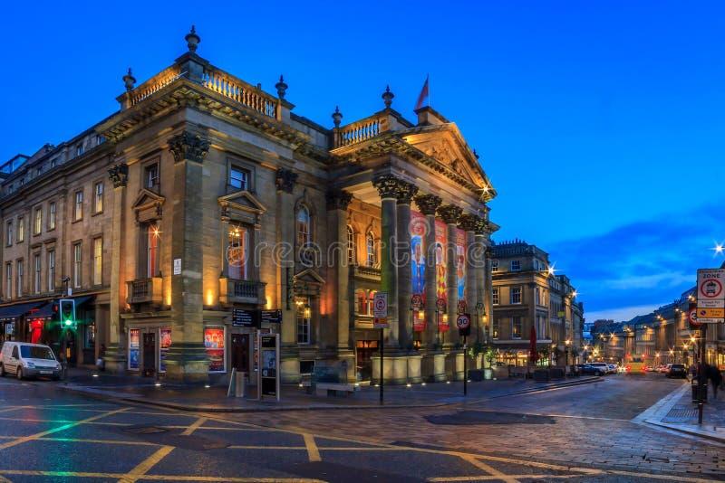 Théâtre 1247 royal image libre de droits