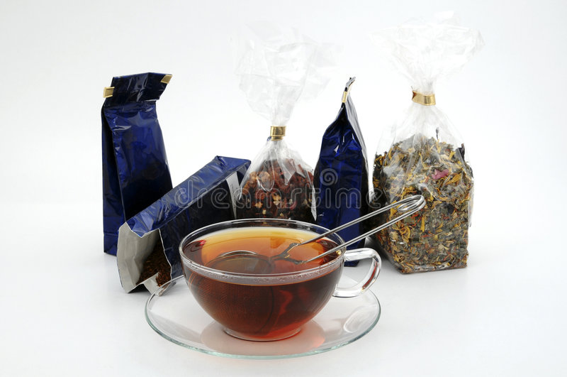 Download Thé photo stock. Image du cuvette, aromatique, transparent - 8650254