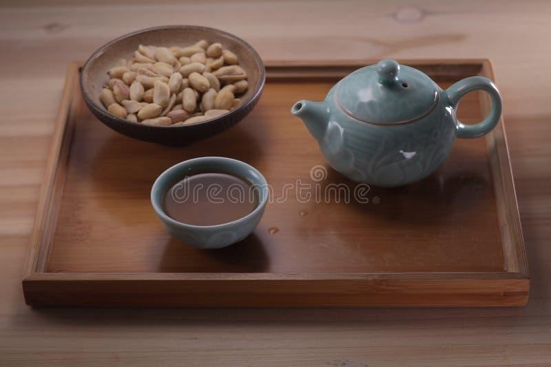 thé chinois de culture photos libres de droits