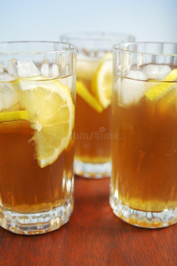 thé de glace photos stock