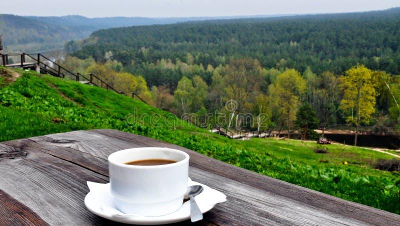 Thé et café images stock