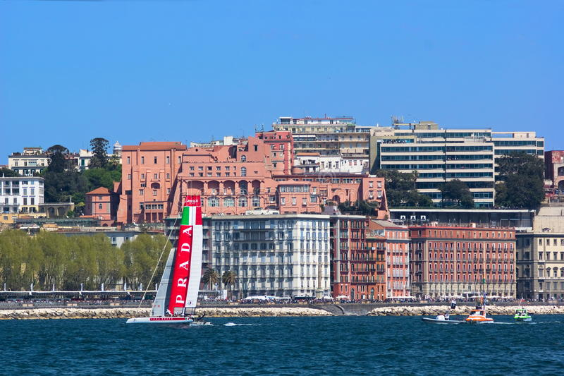 Download 34th America's Cup World Series 2013 In Naples Editorial Photography - Image: 30500672