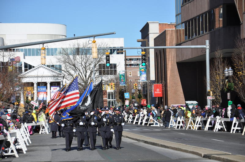 Download 20th Annual UBS Thanksgiving Parade Spectacular, In Stamford, Connecticut Editorial Stock Photo - Image: 35461218