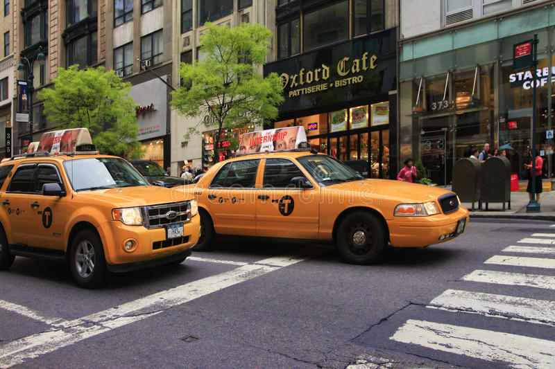 5th Ave stock photo