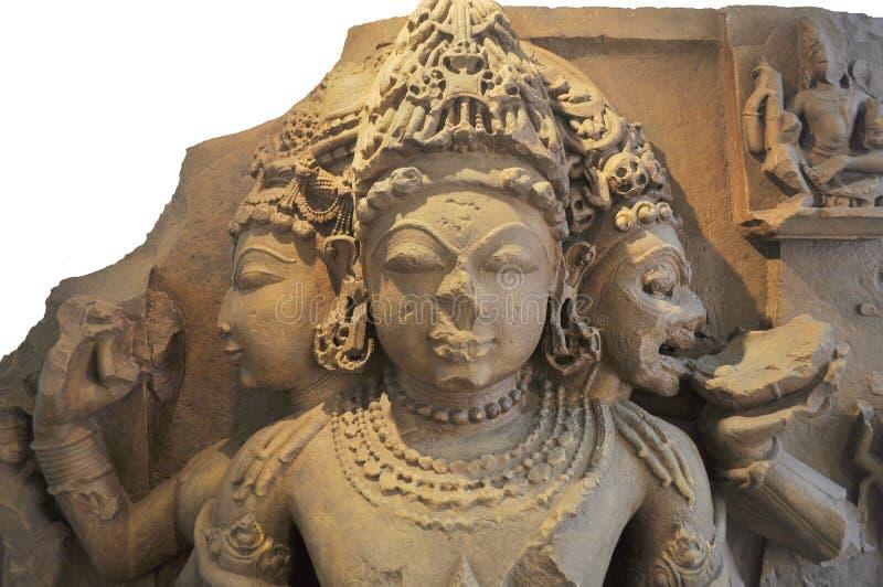 Download Trinity of Gods stock photo. Image of avatar, india, auspicious - 30123452