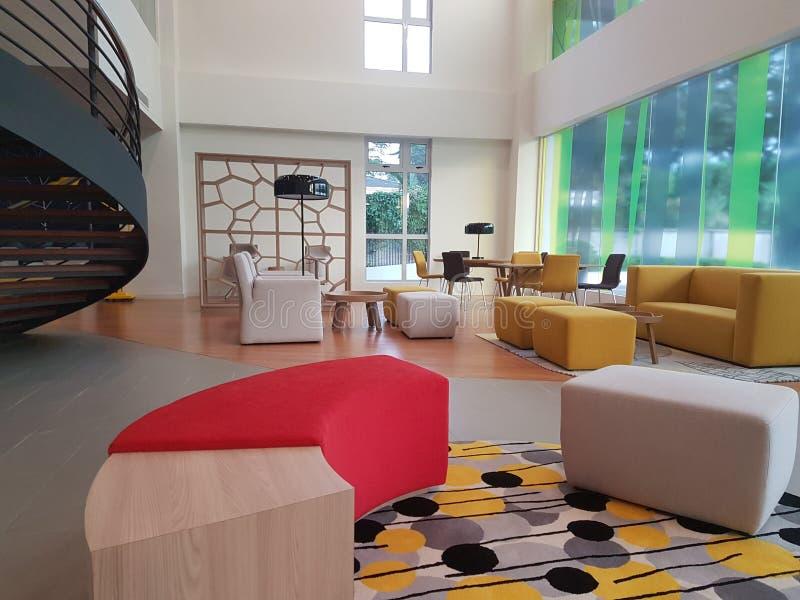 16th Dec 2016.The Interior Design Of Ibis Styles Hotel Kuala Lumpur SriDamansara Editorial