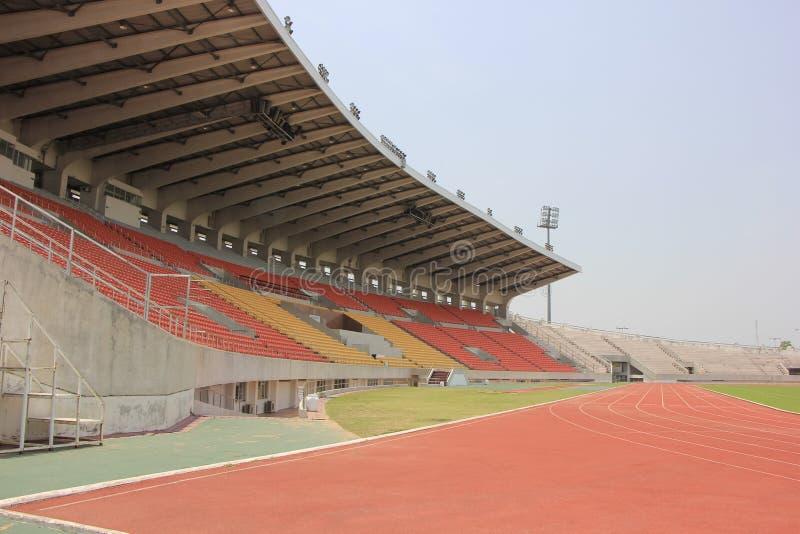 700th estádio do aniversário de Chiangmai fotografia de stock