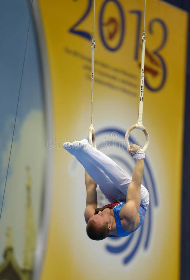 5th European Championships in Artistic Gymnastics