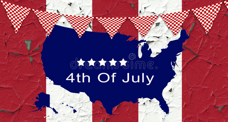Download 4th Of July stock illustration. Illustration of democratic - 39502530