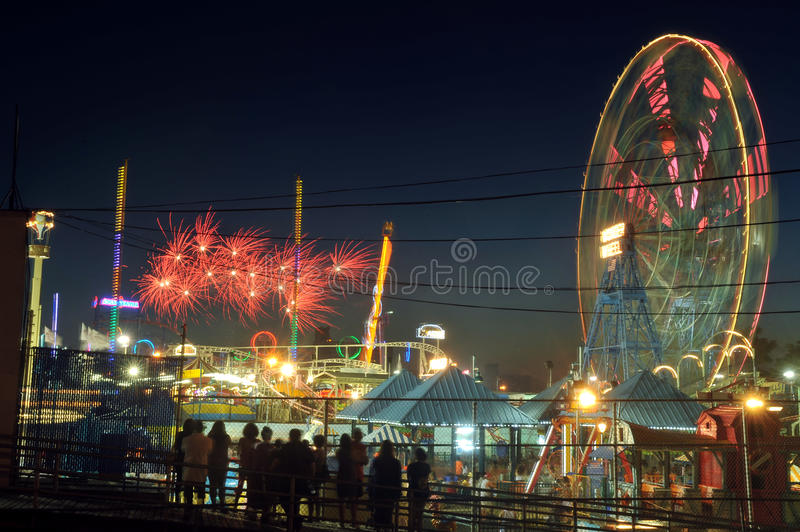 Download 4th Of July Independence Day Firework Show Editorial Stock Image - Image: 32041869