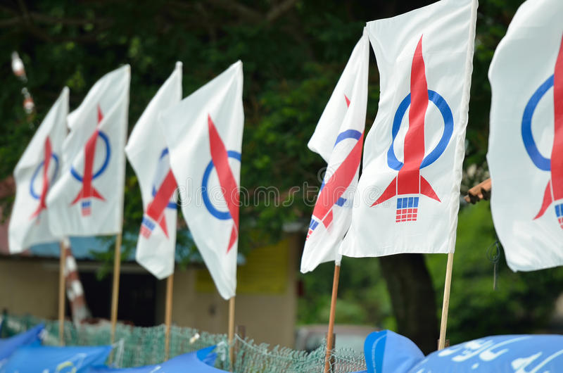 Download 13th Malaysian General Election Editorial Stock Image - Image of poll, barisan: 30795019