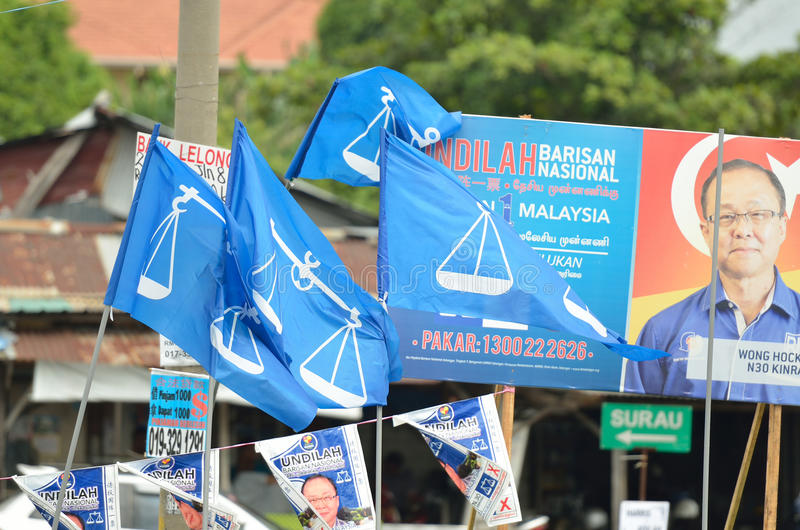 Download 13th Malaysian General Election Editorial Stock Photo - Image of nasional, vote: 30795023