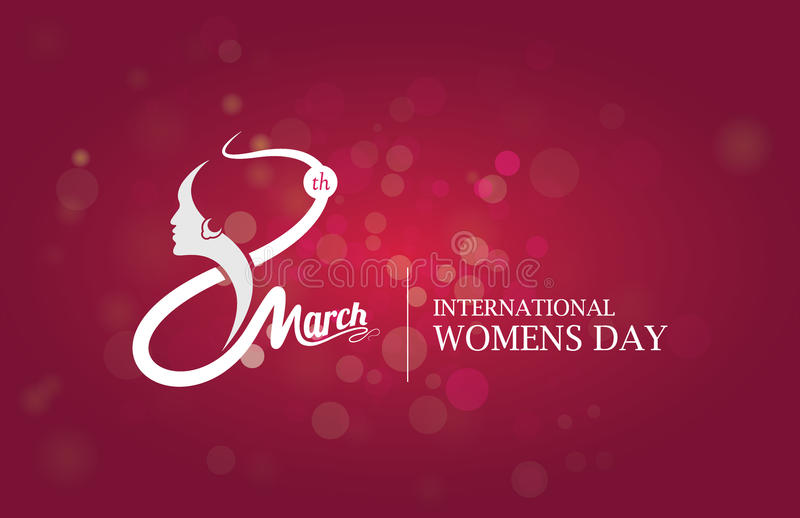 Download 8th March Womens Day Template Stock Vector - Illustration of march, paper: 84137185