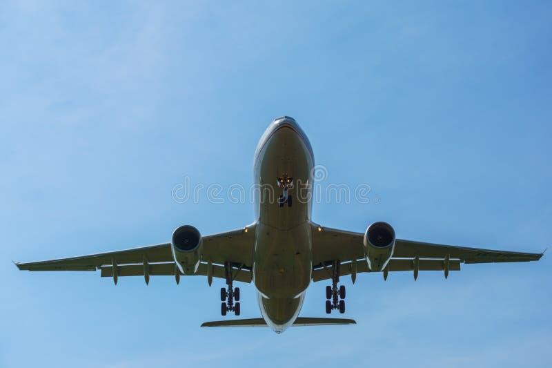 14th 2018 Nov, Kuala Lumpur, Oman linii lotniczej samolot zdjęcie royalty free