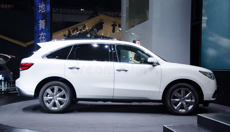 11th Porcelanowy GuangZhou zawody międzynarodowi samochód  zdjęcia royalty free
