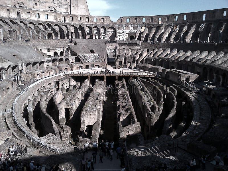 Th-römisches Forum lizenzfreies stockbild
