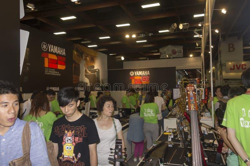14th Taipei multimedie, Obłoczni przemysły & Marketingowy expo, obraz stock