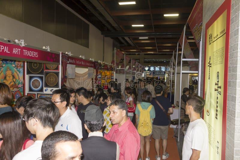 14th Taipei multimedie, Obłoczni przemysły & Marketingowy expo, zdjęcia royalty free