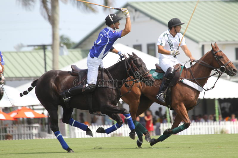 112TH US OPEN CHAMPIONSHIP. INTERNATIONAL POLO CLUB OF PALM BEACH PRO PHOTOGRAPHER RATNER SPORTS IMAGES stock image