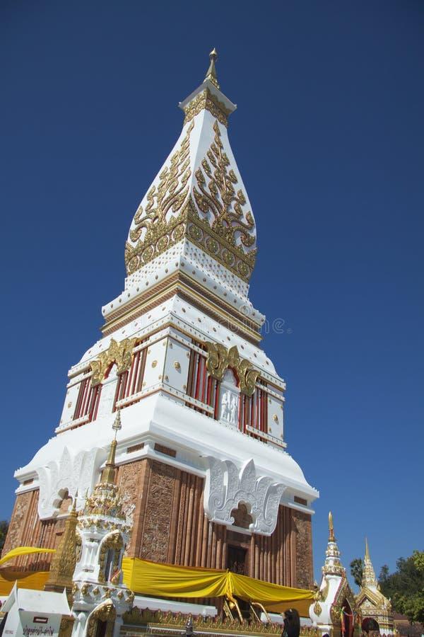 Thad Phranom Pagoda arkivfoto