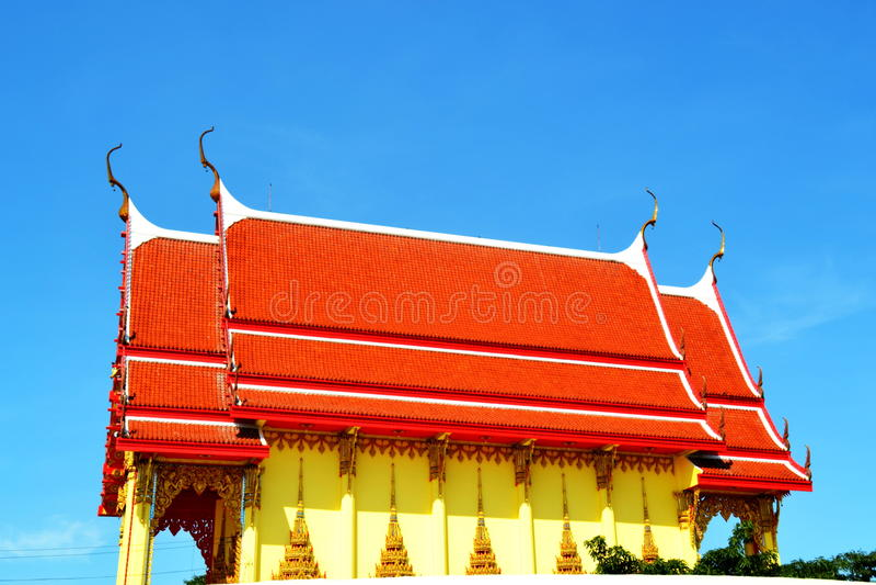 Thai architecture stock photos