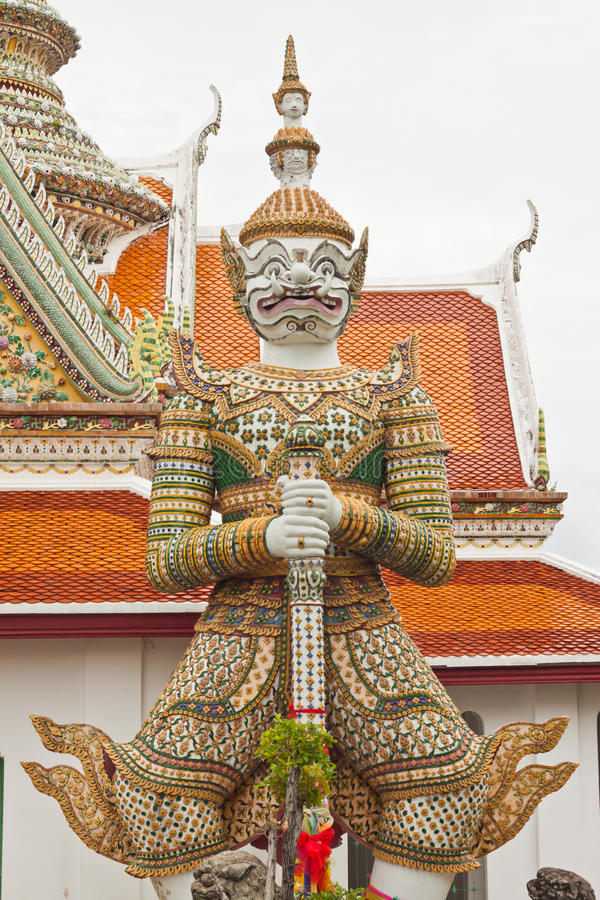 Download Thai art stock photo. Image of strength, face, enormous - 26497044