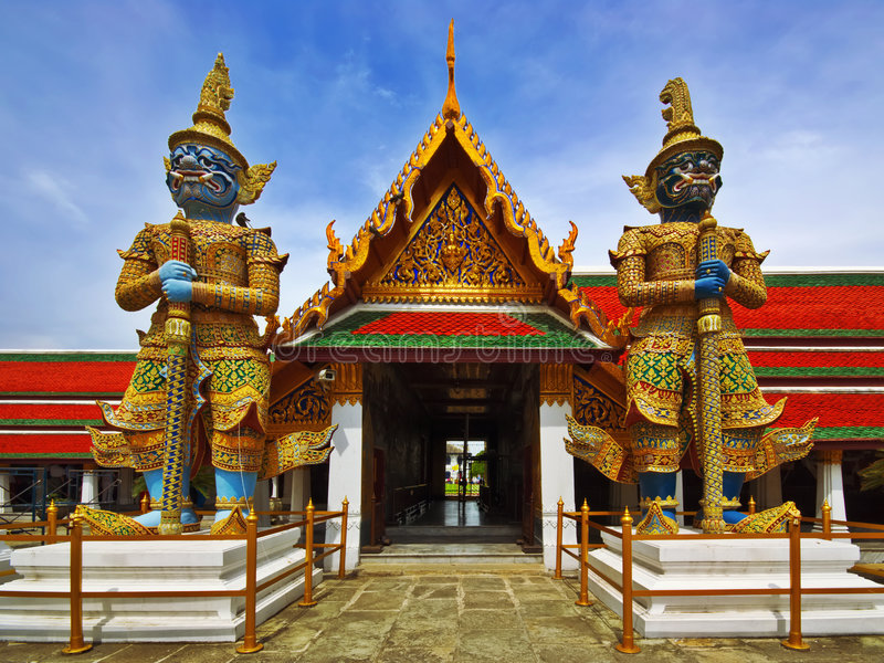 Thai Authentic stock photography