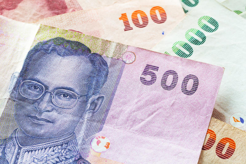 Download Thai Baht Money Banknotes Stock Images - Image: 38725064