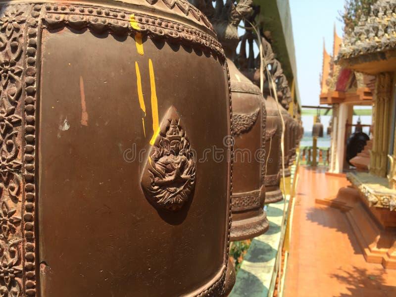 Thai bell royalty free stock photo