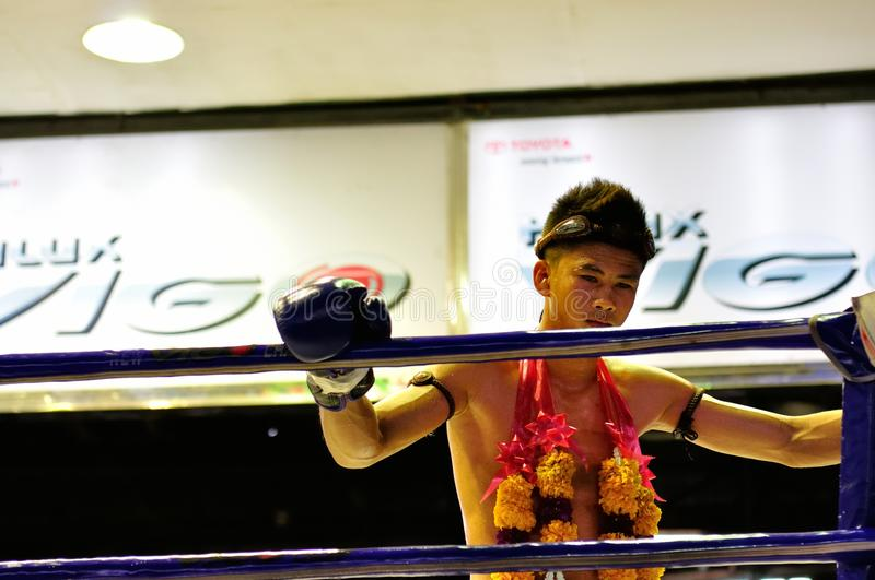 Thai Boxing stock photos