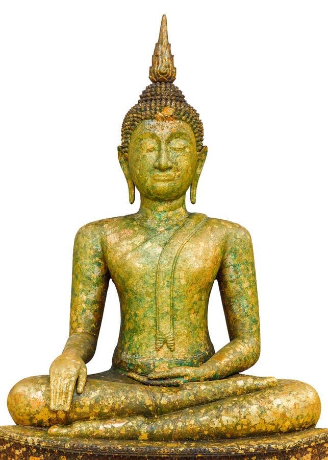 thai buddha staty royaltyfri foto