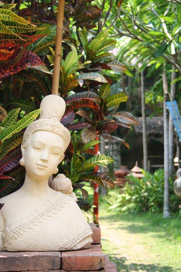 Free Thai Buddhist Statue Stock Image - 681751