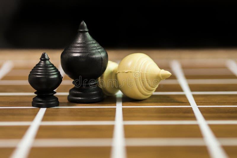 THai Chess royalty free stock photo