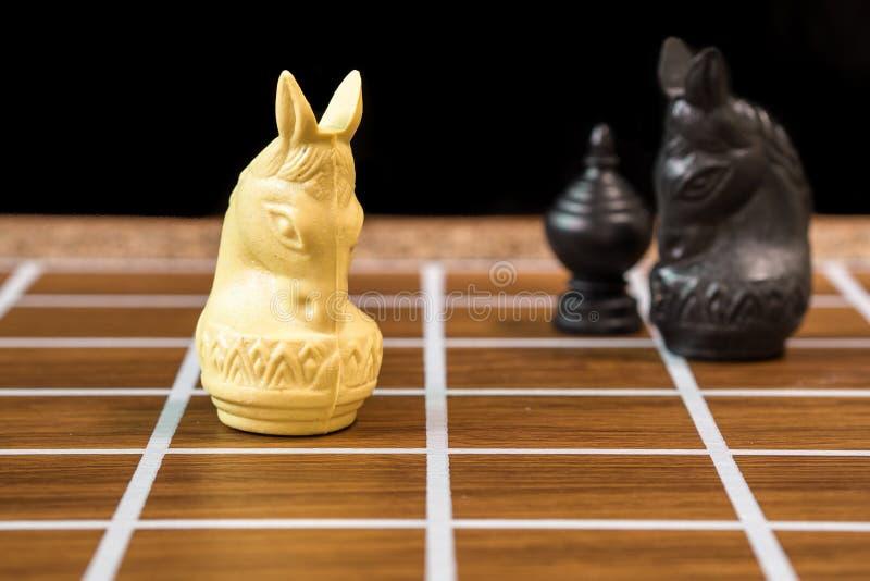 THai Chess stock photography