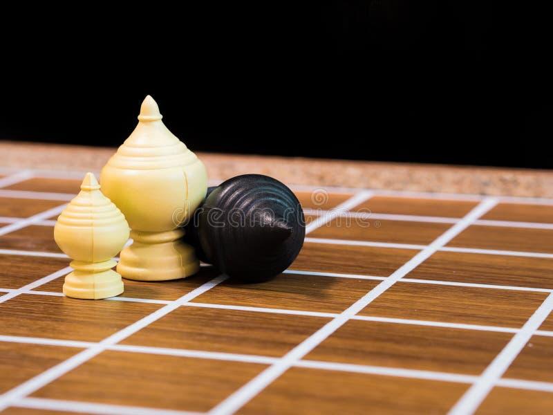 THai Chess royalty free stock image
