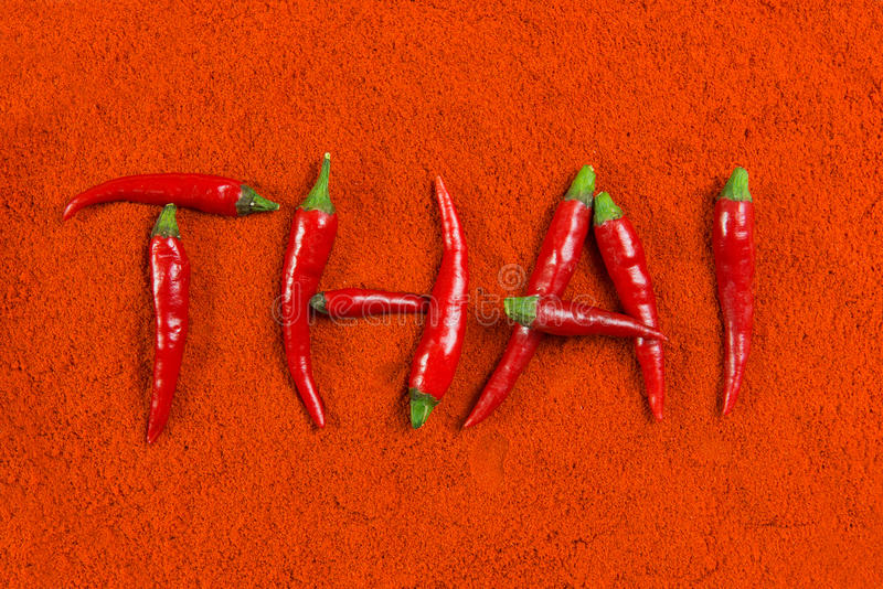 Download Thai Chili Stock Photo - Image: 30738840
