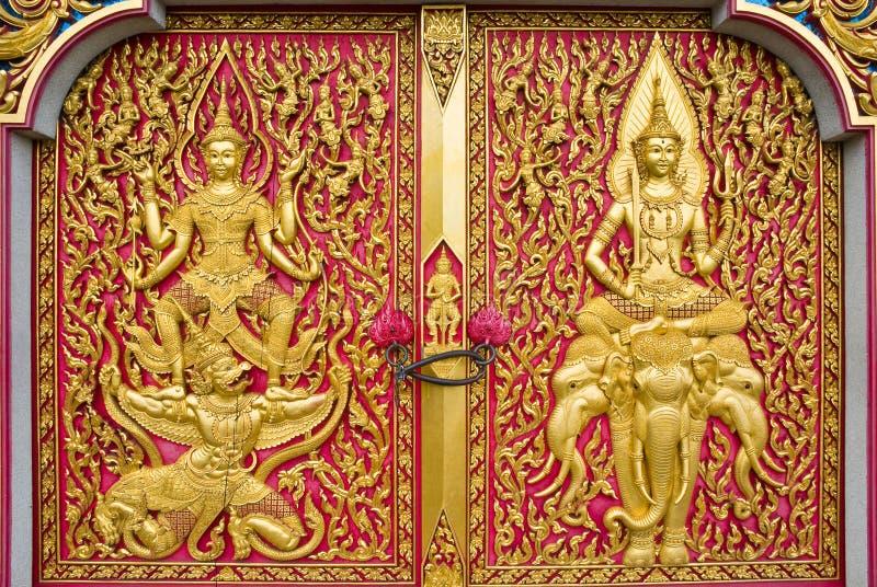 Download Thai Church Door Stock Photos - Image: 15708933