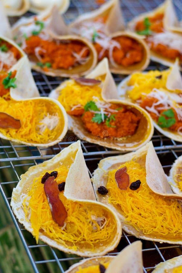 Download Thai crispy crepes stock image. Image of sweetmeat, earthenware - 21071855