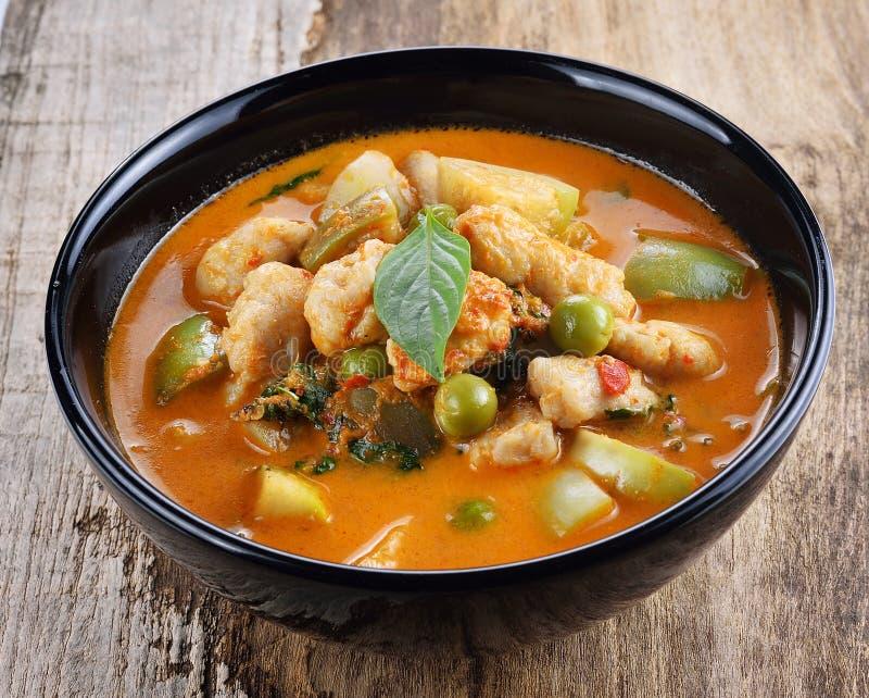 Thai cuisine stock image