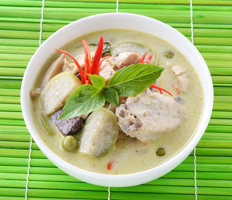 Thai cuisine stock photos